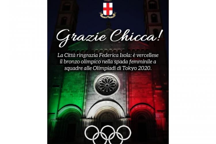basilica di sant'andrea tricolore